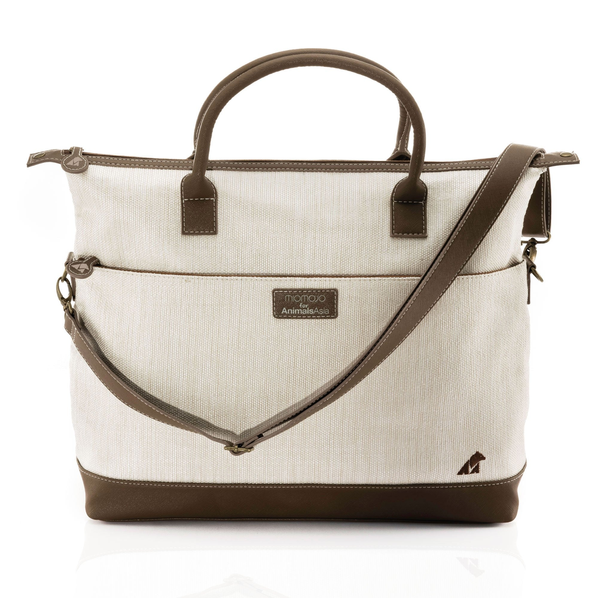 Limited Edition For Animal Asia - Weekender beige 1028