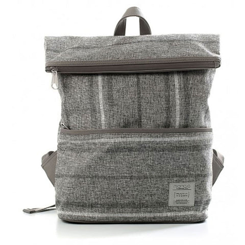 The Essential Collection - Backpack Riga Grigia ES104O