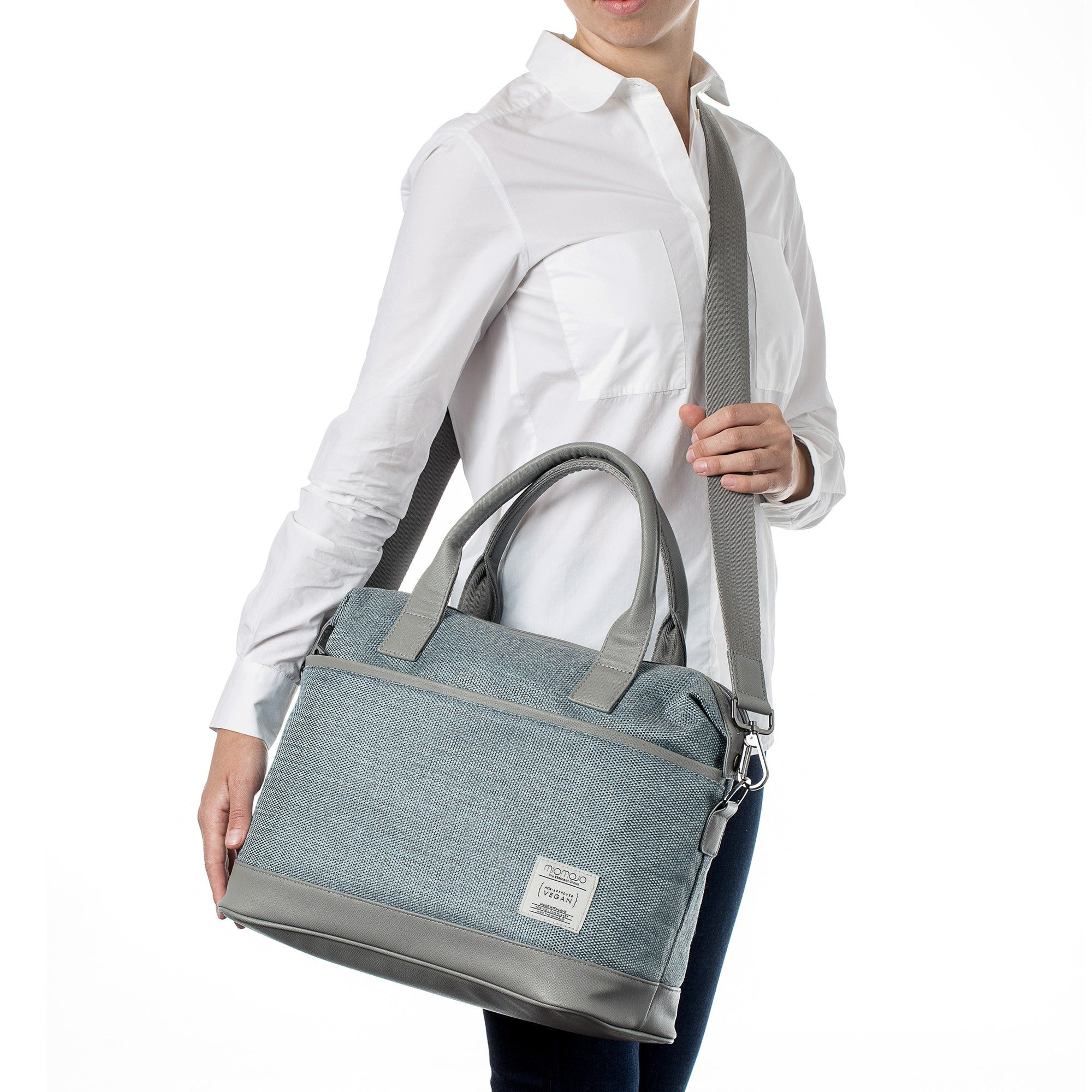 The Essential Collection - City Bag Azzurro ES1027S