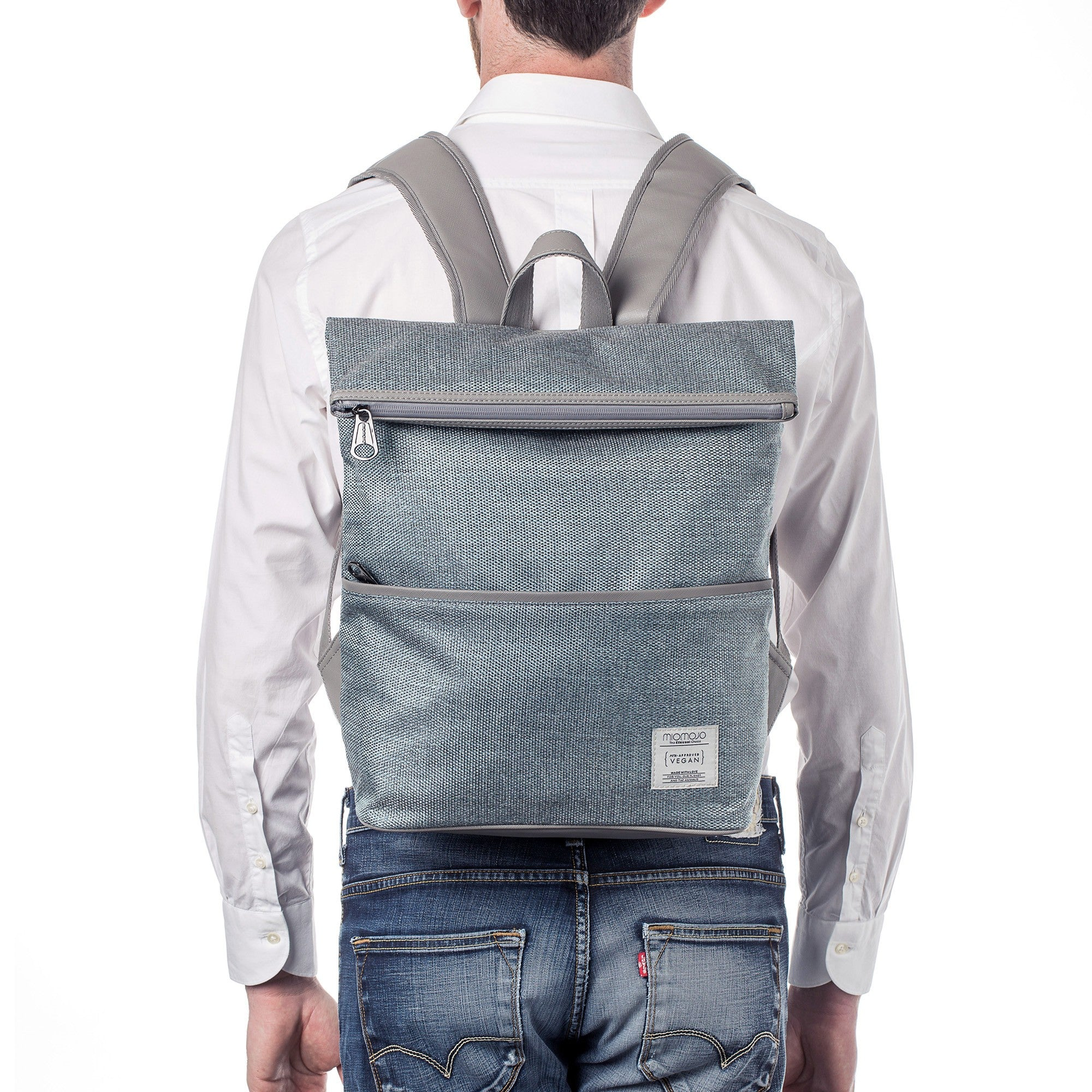 The Essential Collection - Backpack Azzurro ES104O