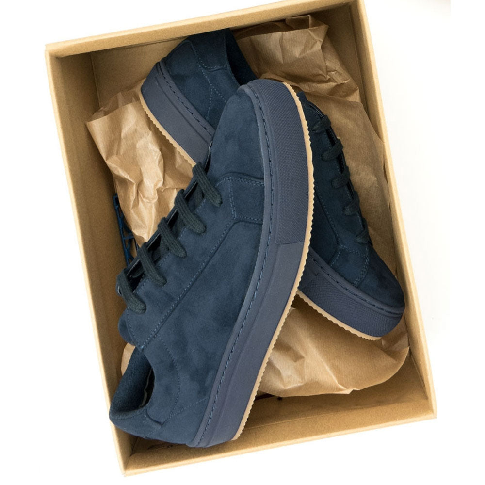 Colour Sneakers Blue
