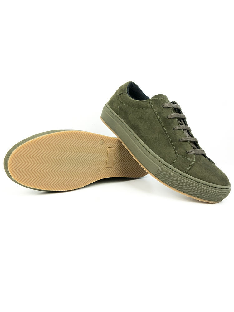 Colour Sneakers Olive