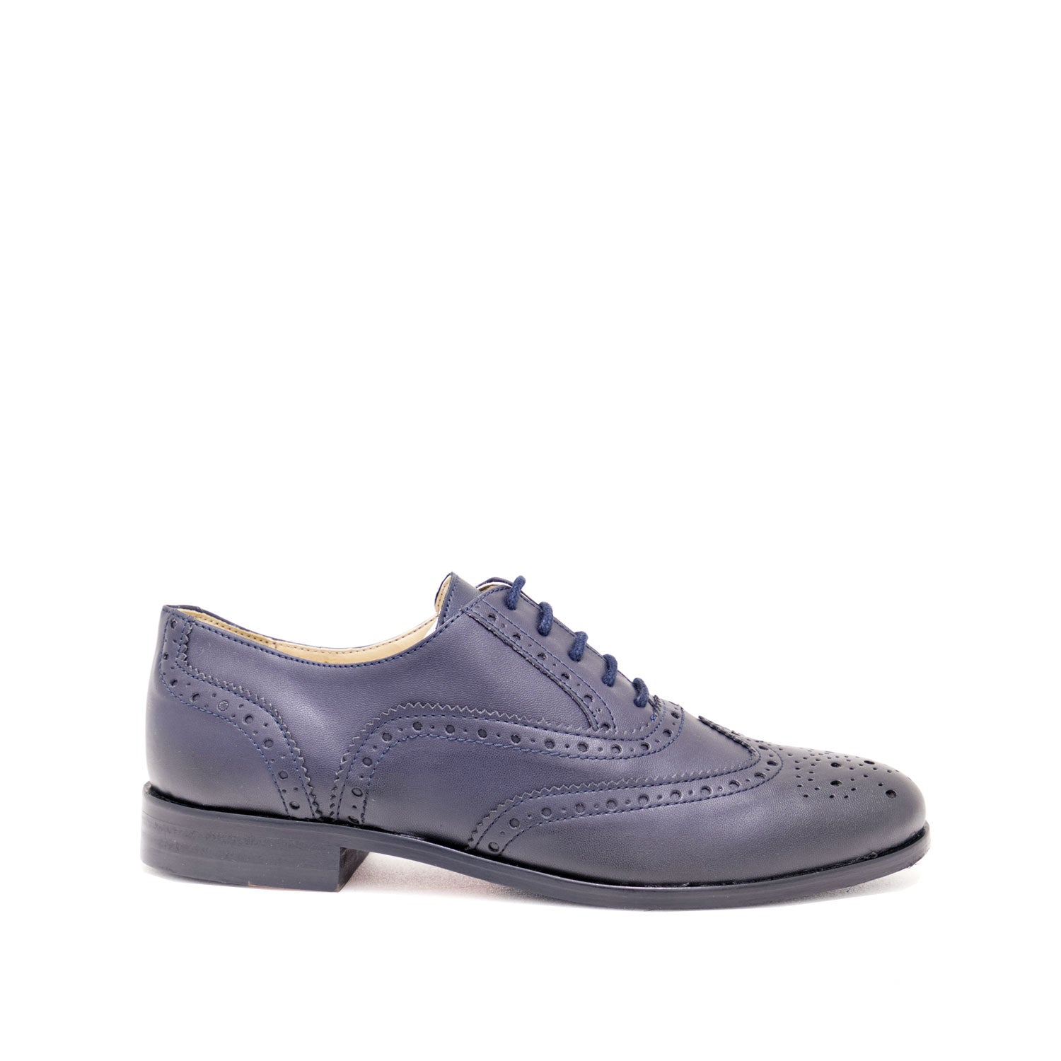 Oxford Brogues Blue