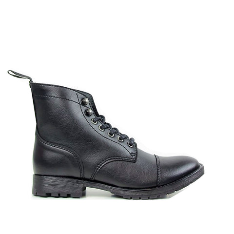 Work Boot Women Black