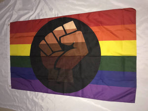 Queer Power flag 3' x 5'