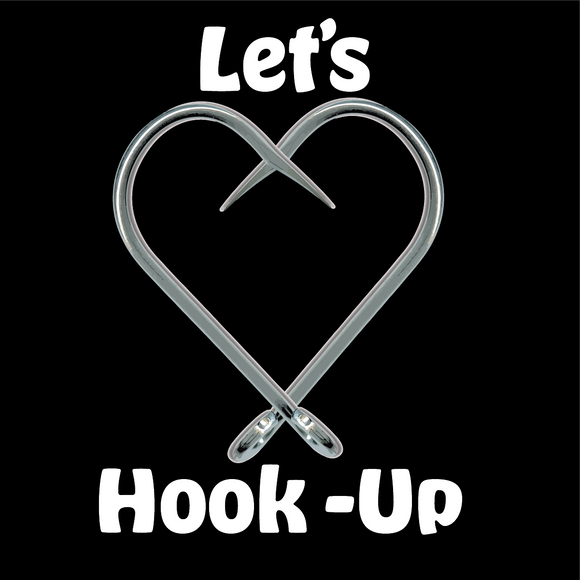 Let's Hook Up   Sticker 3
