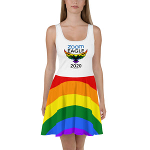 Zoom Eagle 2020 Skater Dress