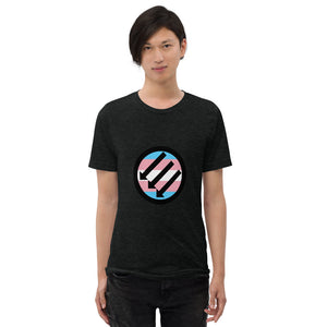 Trans ANTIFA Short sleeve t-shirt