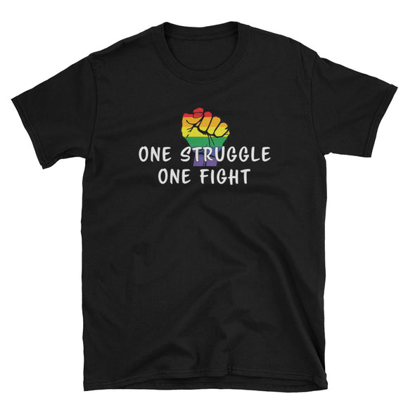 One Struggle One Fight  T-Shirt