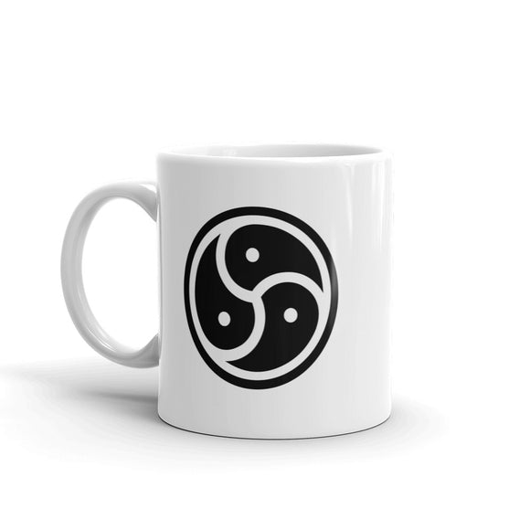 Triskele (BDSM) Coffee Mug