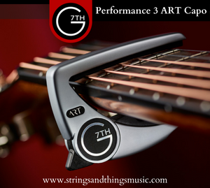 G7th Performance 3 ART Capos have just arrived!
