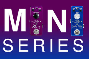 HUGE DISCOUNT on Suhr Mini Pedals!