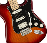 Fender Player Stratocaster HSS Plus Top - Aged Cherry Burst