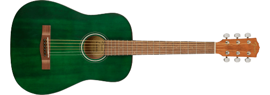 Fender FA-15 3/4 Steel Green