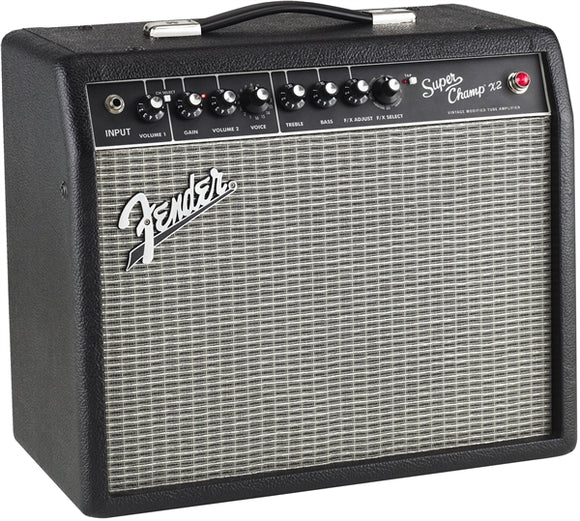Fender Super Champ X2 15W 1X10