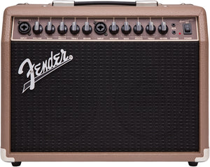 "Fender Acoustasonic 40 2-Channel 40W 2X6.5"" Acoustic Combo Amplifier"