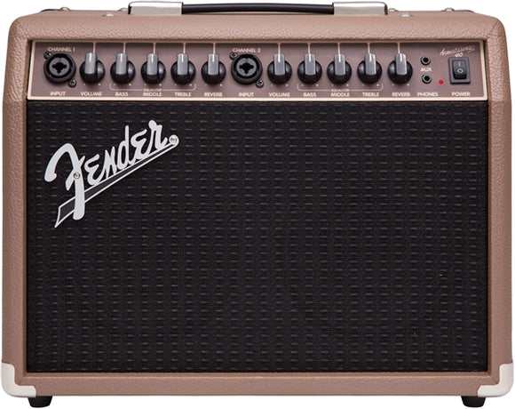 Fender Acoustasonic 40 2-Channel 40W 2X6.5