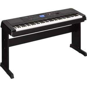 Yamaha DGX-660 Digital Piano - Black