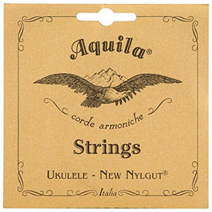 Aquila Concert Low G Nylgut Ukulele Strings