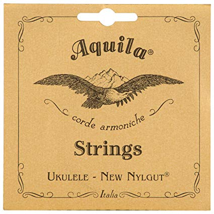Aquila Soprano Low G Nylgut Ukulele Strings