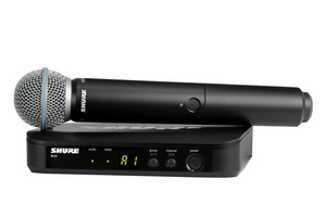 Shure BLX24/B58 Handheld Wireless System