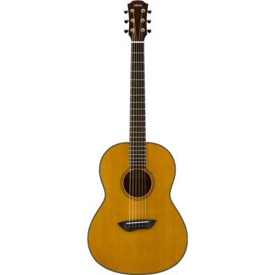 Yamaha CSF1M Parlor Acoustic Guitar - Vintage Natural