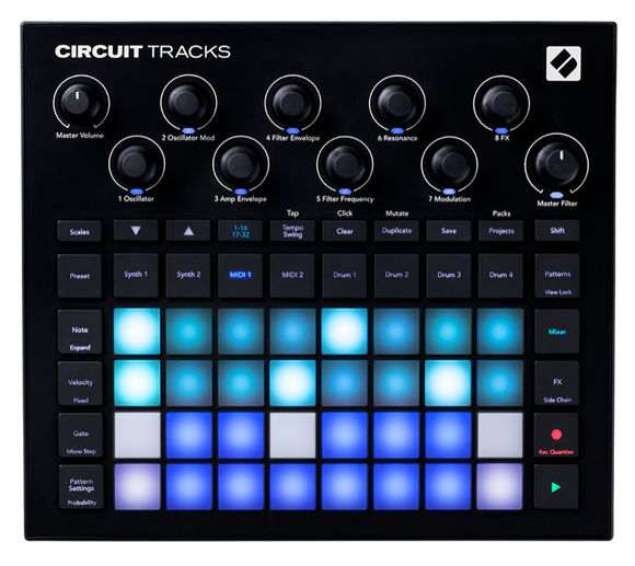 Novation Circuit Tracks