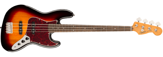 Squier Classic Vibes '60s Jazz Bass