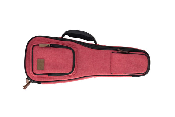 KALA SOPRANO RUSSIAN RIVER RED SONOMA COAST UKULELE CASE