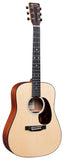 Martin DJr-10E Sitka Dreadnought Junior Acoustic/Electric Guitar