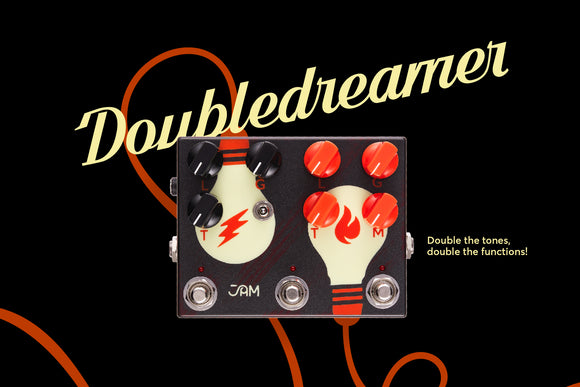 Jam Pedals Doubledreamer Dual Overdrive