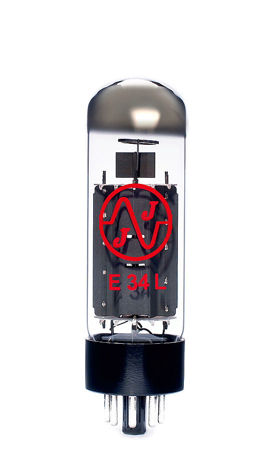 JJ Electronic E34L Power Vacuum Tubes - Matched Pair