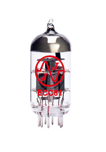 JJ Electronic ECC81 (12AT7) Preamp Vacuum Tube