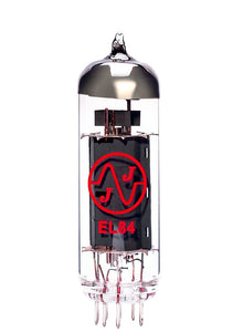 JJ Electronic EL84 Power Vacuum Tubes - Matched Pair