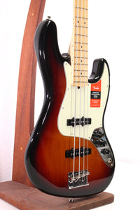 Fender American Pro Jazz Bass Sunburst 3