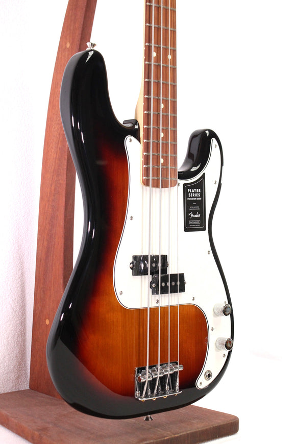 Fender Player P Bass Sunburst 3