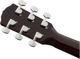 Fender FA-115 Dreadnought Pack Headstock Back