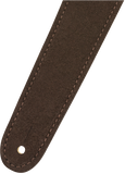 Fender Rivers Suede Strap 3