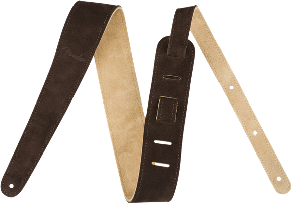 Fender Rivers Suede Strap