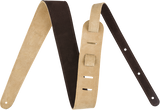 Fender Rivers Suede Strap 6