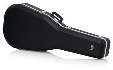 Gator GC Classic Deluxe Molded Case for 12-String Dreadnought Guitars