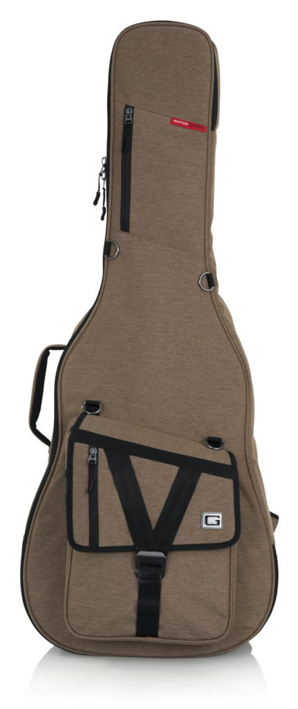 Gator Transit Series Acoustic Guitar Bag - Tan