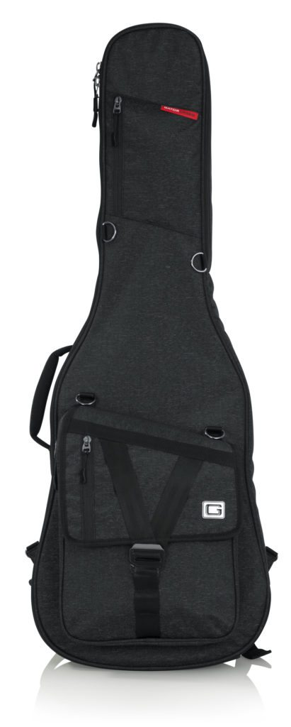 Gator Cases Transit Series Electric Guitar Bag - Black