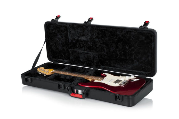 Gator Cases TSA Series ATA Molded Electric Guitar Case