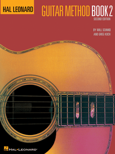 Guitar Method Book 2 by Will Schmid & Greg Koch