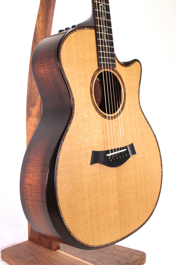 Taylor Builder's Edition K14ce Koa Acoustic/Electric Guitar w/ V-Class Bracing