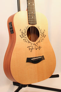 Taylor TSBTe Taylor Swift Baby Taylor Acoustic-Electric Guitar
