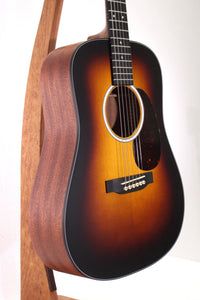Martin DJR-10 Burst Dreadnought Junior Acoustic Guitar