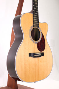 Martin OMC-28E Acoustic/Electric Guitar (2015) PRE-OWNED