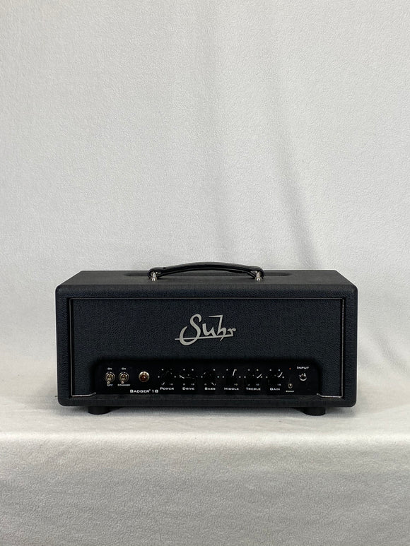Used Suhr Badger 18 Head